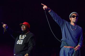 Watch Outkast & The Dungeon Family Reunite At ONE MusicFest In Atlanta