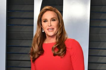 """Caitlyn Jenner Says Women Are Raised To Be """"Emotionally & Physically Weaker"""""""