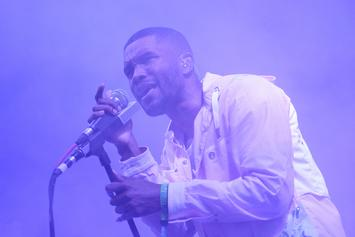 "Frank Ocean Snapchat Filters Launched In Advance Of ""Boys Don't Cry"""