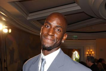 """Kevin Garnett Forgets To Use """"Cuss Button"""" On Live TV"""
