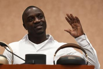 Akon Talks Running For President & Having Mark Zuckerberg As VP