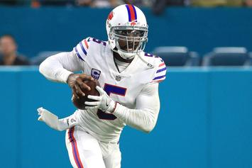 Buffalo Bills Trade QB Tyrod Taylor To Cleveland Browns