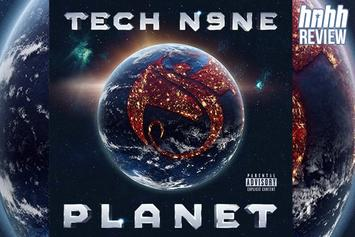 "Tech N9ne's ""Planet"" Review"