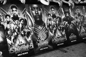 """""""Black Panther"""" Earns $66.5 Million In Debut Weekend at Chinese Box Office"""