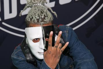 "XXXTentacion Announces ""?"" Album To Be Released This Week"