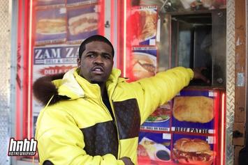 "ASAP Ferg Speaks On His Uncle ""Psycho"" & Working At Ben & Jerry's"