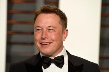 "Elon Musk ""Obviously"" Finds Inspiration In Kanye West"