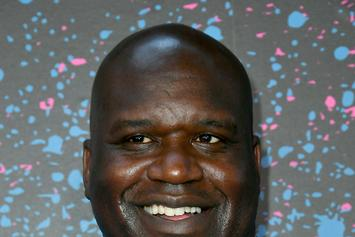 Shaq Horrifies Internet With Malformed Toes