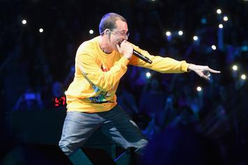 "Logic Announces The ""Bobby Tarantino VS. Everybody"" Tour"