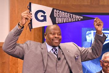 """Georgetown Hoyas"" Air Jordan 3 Surfaces: First Look"
