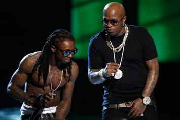 "50 Cent Declares Lil Wayne & Birdman Hug As ""A Real Hip-Hop Moment"""