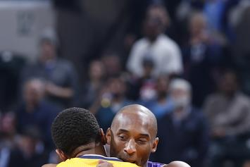 "Kobe Bryant Gifts Sneakers To Paul George After George Calls Him ""Old"""