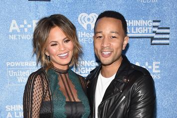 John Legend & Chrissy Teigen Reveal Baby Gender