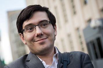 Mega-Douche Martin Shkreli Bought The Secret Wu-Tang Album For $2 Million