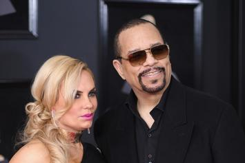 Ice-T & CoCo Welcome Newborn Daughter