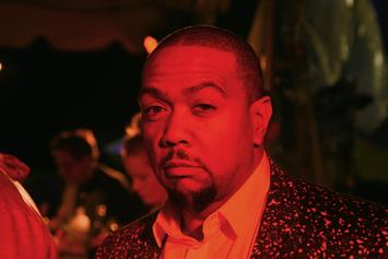 "Timbaland Unveils ""The Emperor Of Sound"" Memoir"