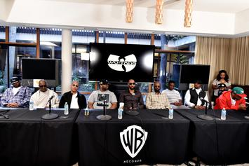 """Wu-Tang Clan Reportedly Sued By 60's Group The Diplomats Over """"People Say"""": Report"""