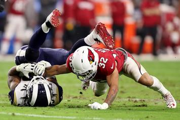 Tyrann Mathieu Signs With Houston Texans: One-Year, $7 Mill