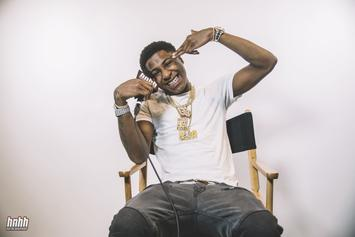 NBA YoungBoy Reportedly Charged With Kidnapping & Aggravated Assault