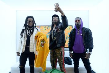 Migos Announce Departure From 300 Ent