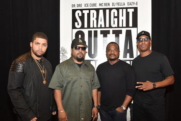 """""""Straight Outta Compton"""" Becomes Highest Grossing Music Biopic Ever"""