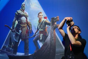 """New """"God Of War"""" Game Play Reveals More Mature Story"""