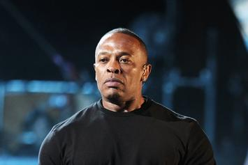 """First Week Sales Projections For Dr. Dre's """"Compton: The Soundtrack"""""""