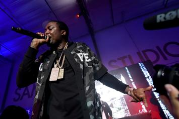 """First Week Sales Projections For Meek Mill's """"Dreams Worth More Than Money"""""""