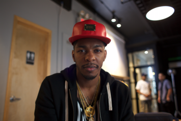 King Los Says Pharrell's On His Debut Album, Will Be Out Late 2015 Or Early 2016