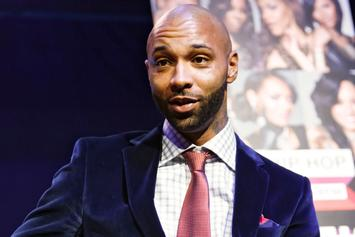 "Joe Budden Is Headed To VH1's ""Couples Therapy"""