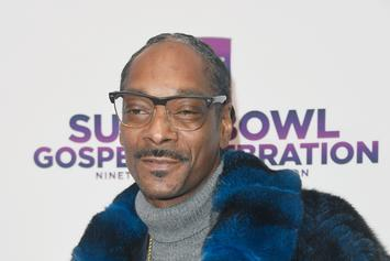 Listen To Snoop Dogg Tell The Story Of The Time Him, Stevie Wonder, And An Extremely High Pharrell Got Together In The Studio