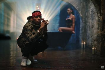 "BTS Photos Of Kid Ink's ""Be Real"" Video Featuring Dej Loaf"
