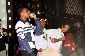 """YBN Almighty Jay Attempts To """"Pull Up"""" On Rich The Kid In Possibly Fake Beef"""
