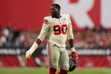 New York Giants Trade Jason Pierre-Paul