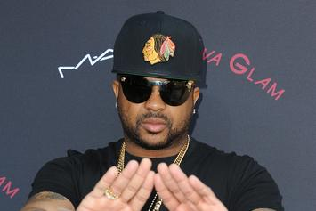 """The-Dream Reveals Single Art For """"That's My Shit"""" Featuring T.I."""