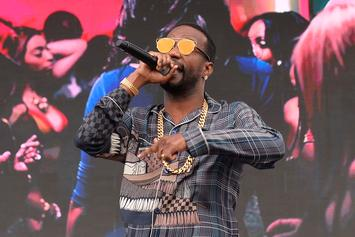 "Juicy J Explains The Importance Of ""Slob On My Knob"""