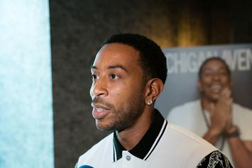 "Ludacris Shares Artwork For ""Burning Bridges"" EP [Update: Tracklist Revealed]"