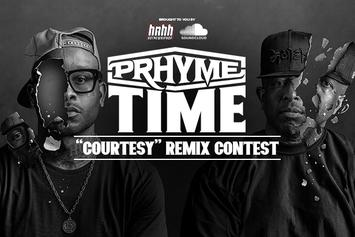 """PRhyme Time"" Remix Contest For Royce Da 5'9"" & DJ Premier's ""Courtesy"""