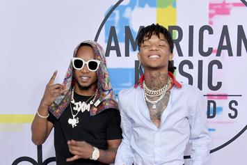 "Rae Sremmurd Appear On The Cover Of A ""Captain America"" Comic"