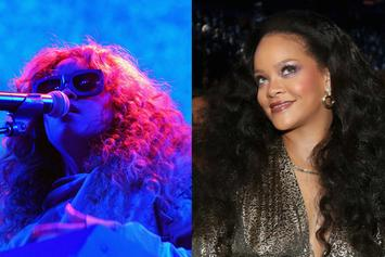 "H.E.R. and Rihanna Have ""Secret Projects"" In The Works"