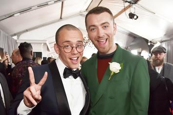 Logic And Sam Smith Are Dropping A Single On Thursday
