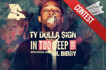 "Ticket Giveaway: Ty Dolla $ign's ""In Too Deep"" Tour"