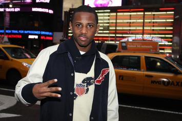 Fabolous Reportedly Arrested For Domestic Violence