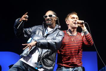 """Gorillaz Perform New Snoop Dogg-Featured Song """"Hollywood"""""""