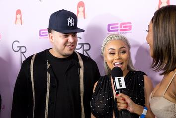 Rob Kardashian Is Focused On Being A Good Dad And Staying Healthy