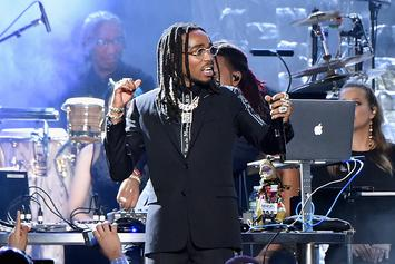 "Quavo's ""Walk It Talk It"" Verse Quoted By MSNBC Reporter"