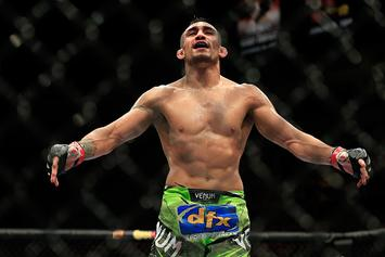 Tony Ferguson Withdraws From UFC 223, Max Holloway Named Replacement