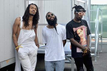 """Flatbush Zombies Reflect On Their Success In """"Building A Ladder"""" Short Film"""