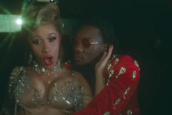 "Cardi B Drops Off New Video For ""Bartier Cardi"" Featuring 21 Savage"