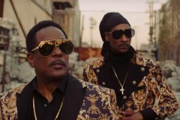 """Snoop Dogg & Charlie Wilson Team Up For New Video """"One More Day"""""""